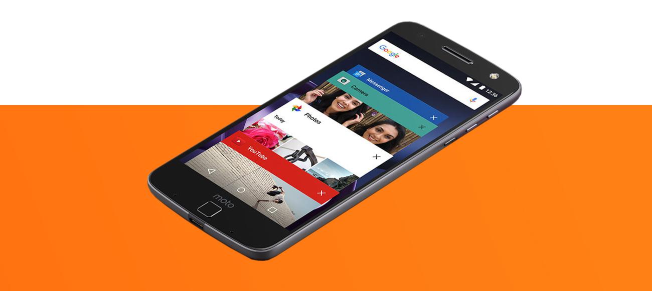 Motorola Moto Z android 6.0 marshmallow