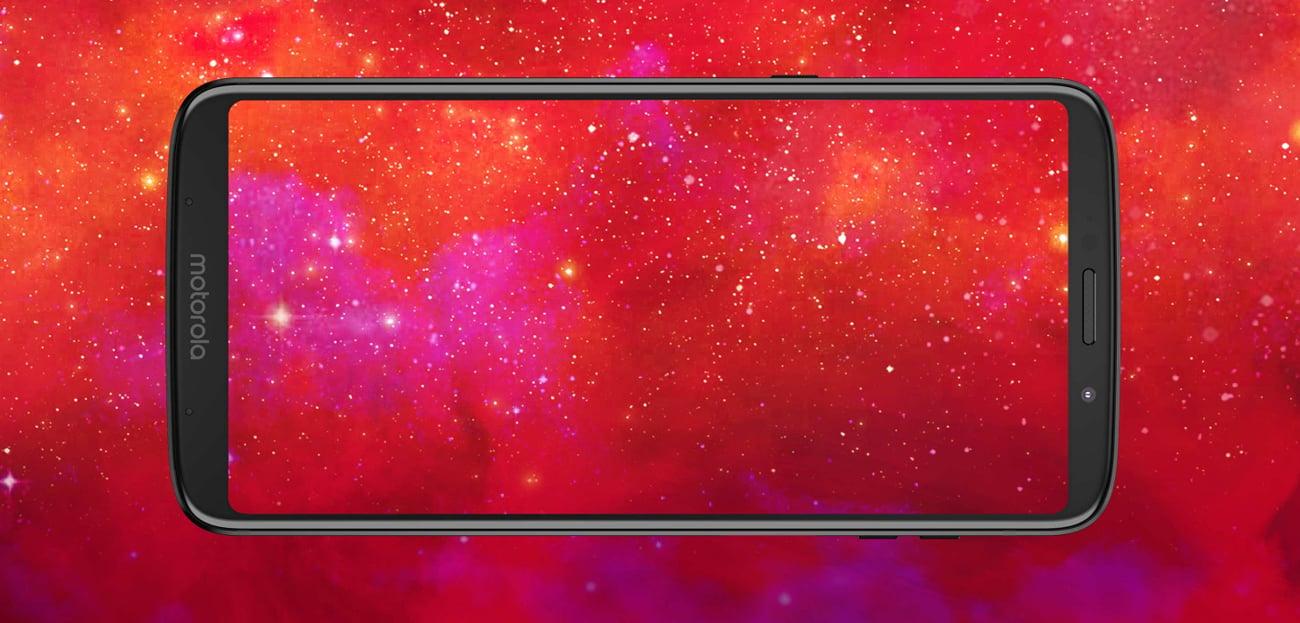 Moto Z3 Play ekran max vision