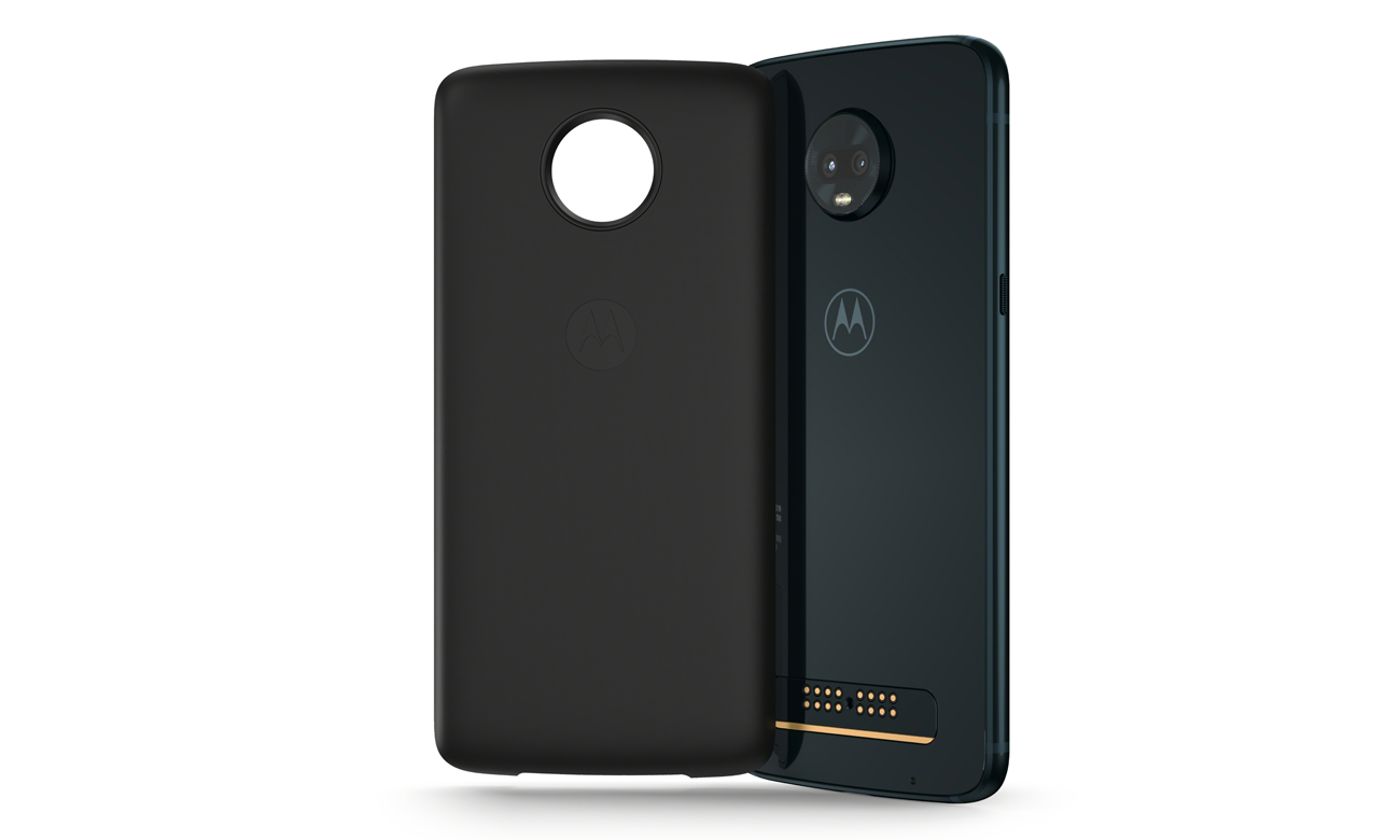 Moto Z3 Play bateria 3000 mAh turbo power