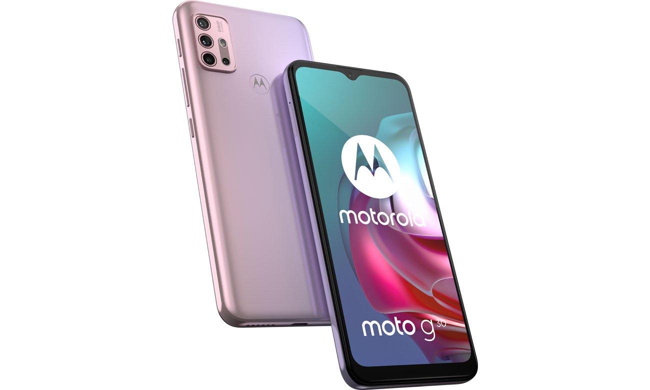Motorola Moto G30 aparat