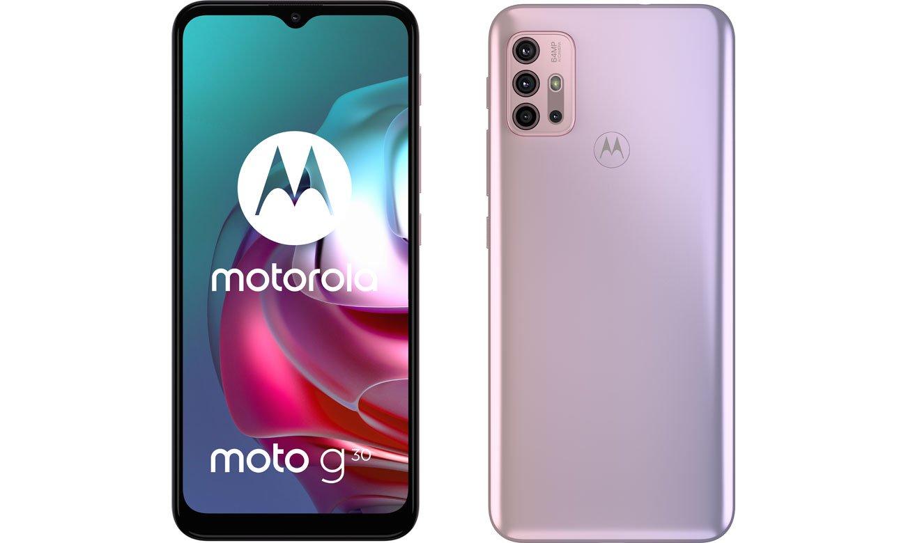 Smartfon Motorola Moto G30