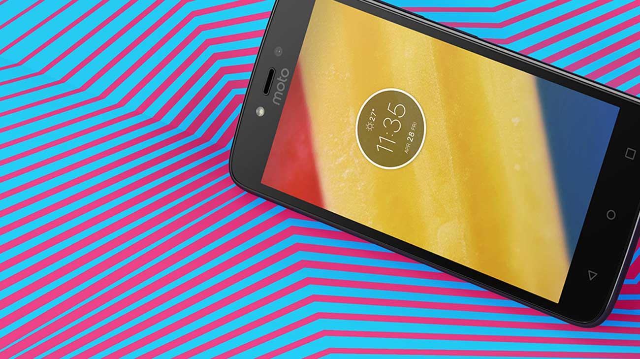Motorola Moto C plus dual sim LTE
