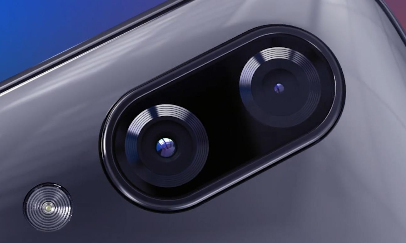 Motorola Moto E6 Plus podwójny aparat 13+2 mpix bokeh
