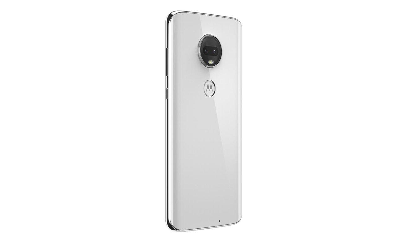Motorola Moto G7 Play wykrywanie uśmiechu