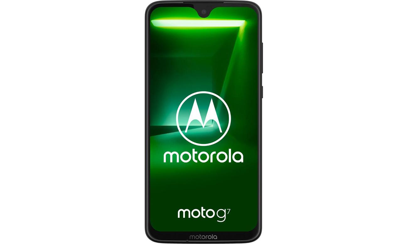 Motorola Moto G7 Play aparat bokeh