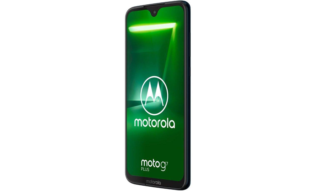 Motorola Moto G7 Plus wykrywanie uśmiechu