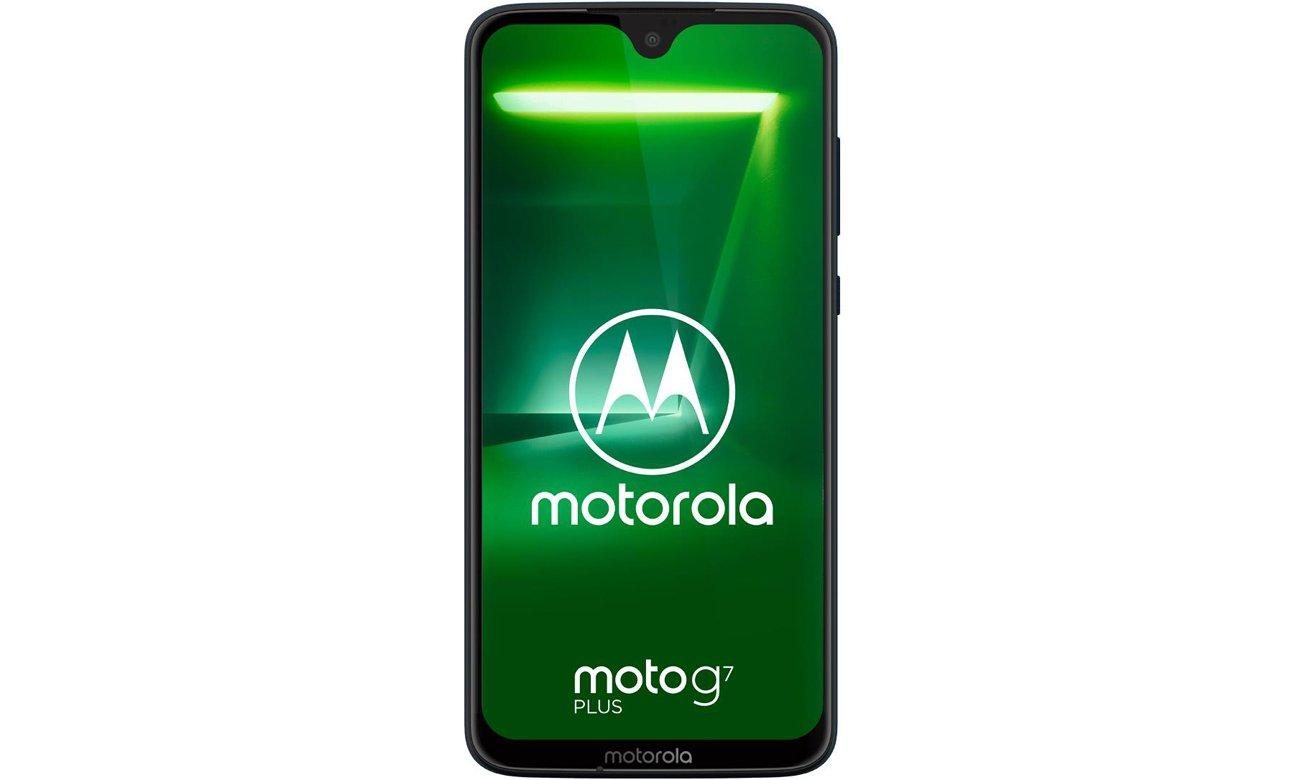 Motorola Moto G7 Plus aparat bokeh
