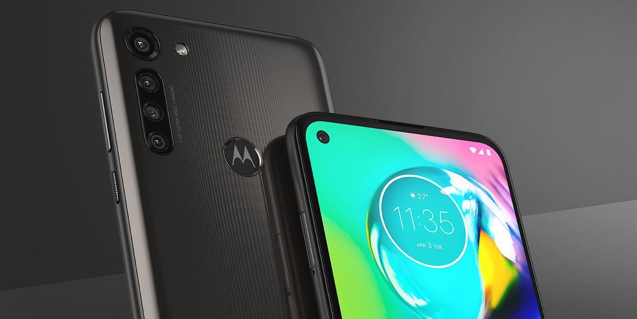 Motorola Moto G8 Power ekran panoramiczny max vision