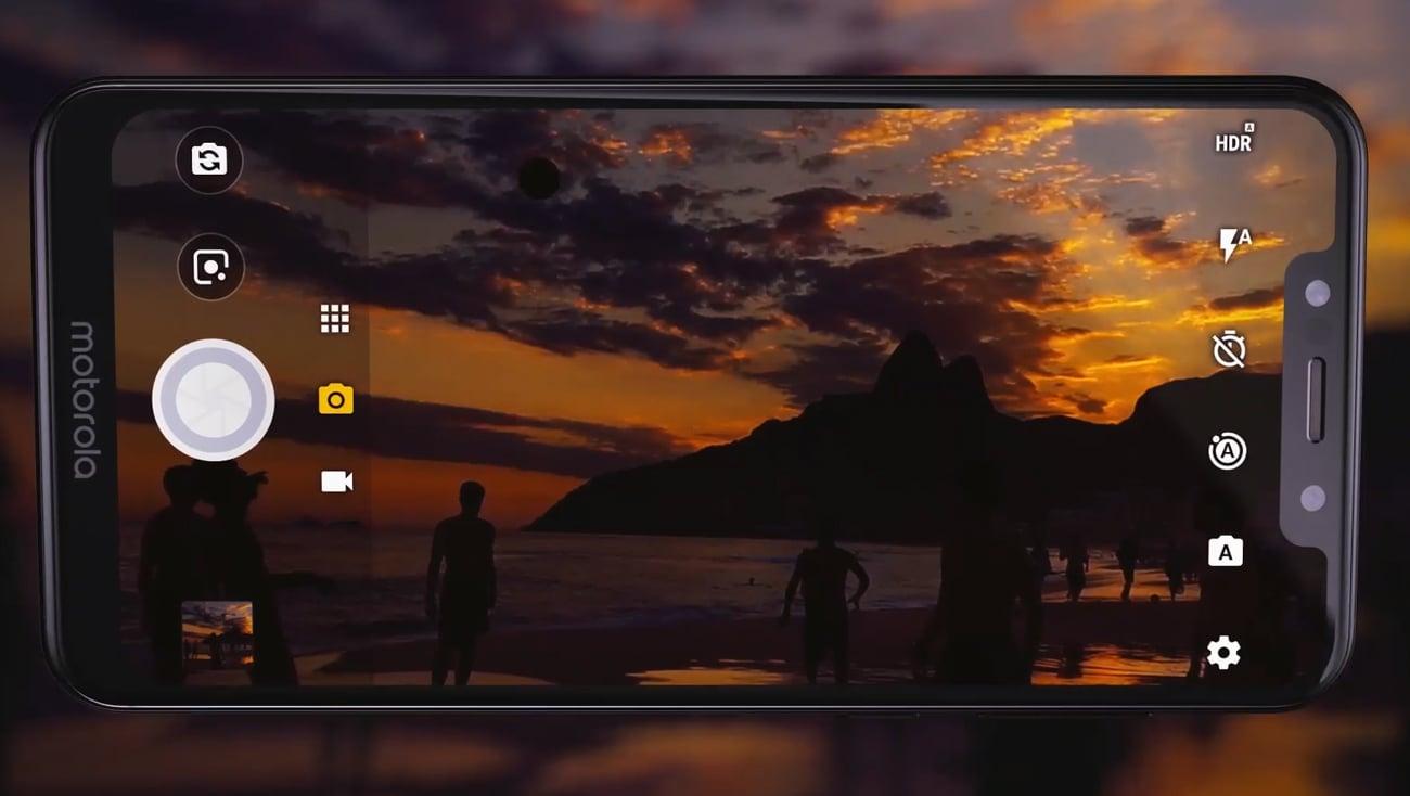 Motorola One podwójny aarat 13 + 2 mpix