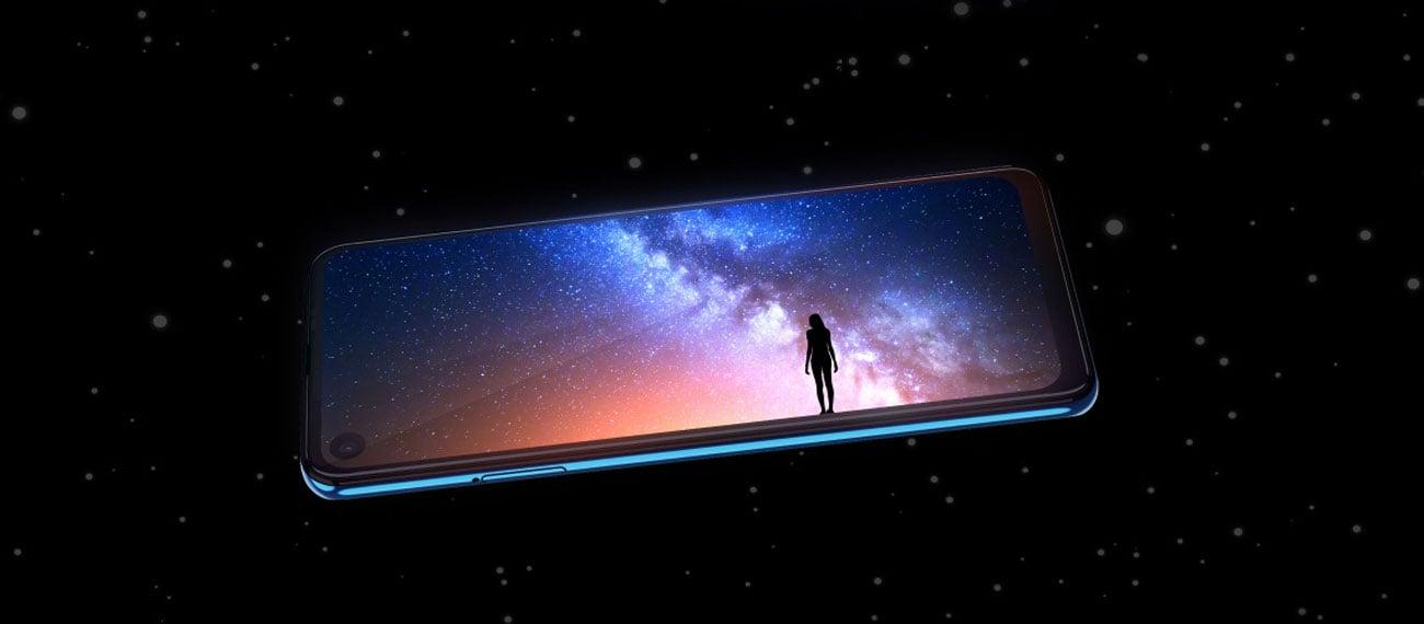 Motorola One ekran max vision