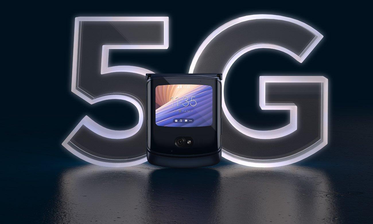 Motorola RAZR 5G Полированный графит