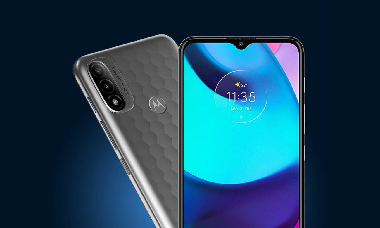 Smartfon Motorola Moto E20 Graphite Gray