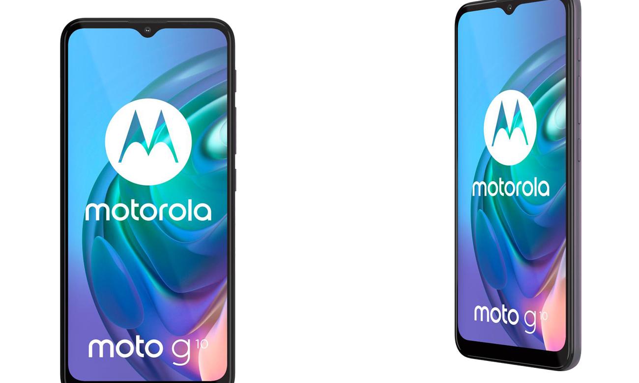 Smartfon Motorola Moto G10