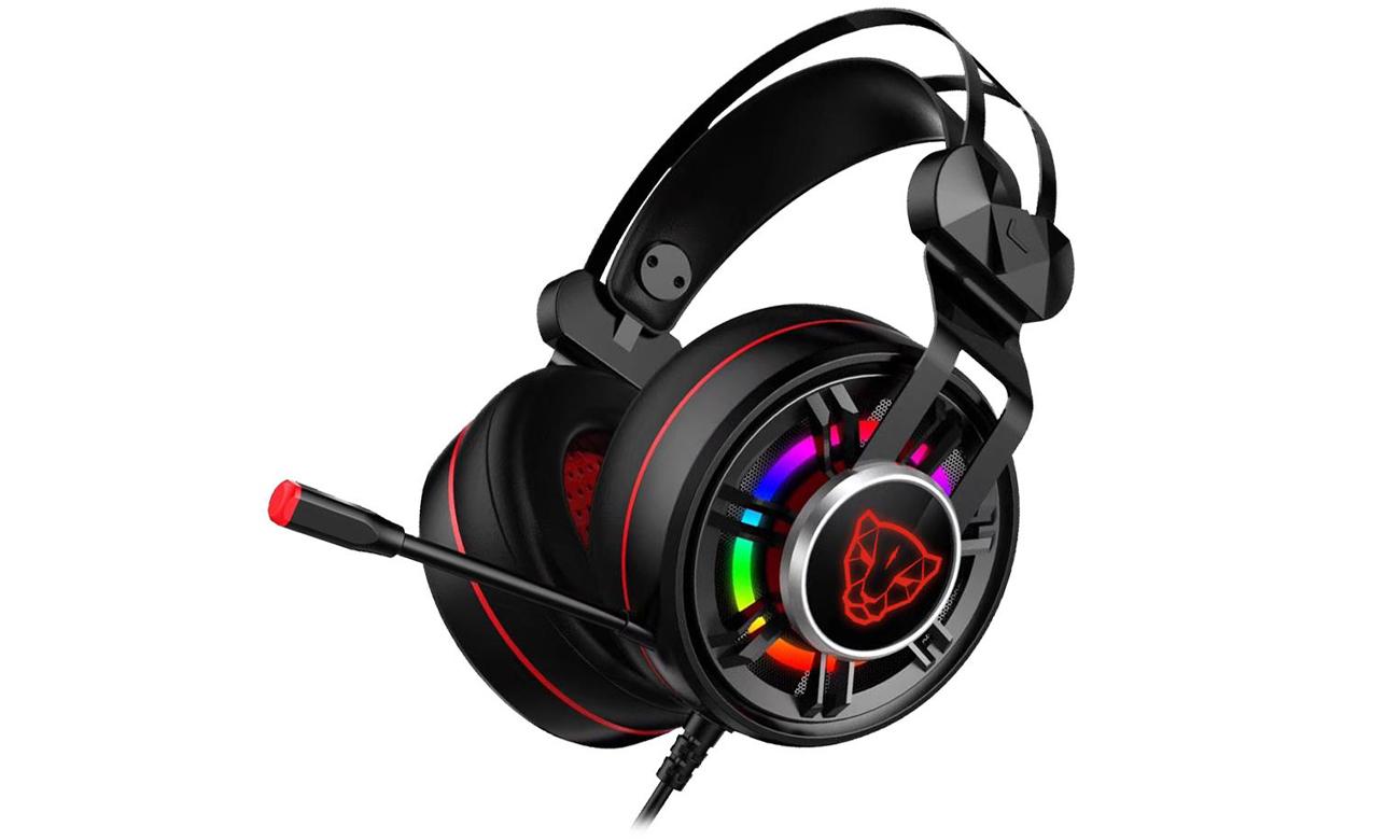 Zestaw słuchawkowy Motospeed G919 Gaming Headset