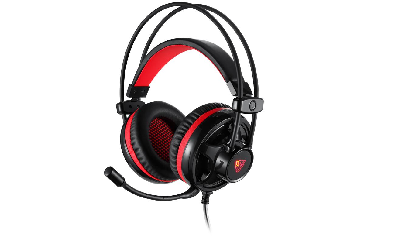Zestaw słuchawkowy Motospeed H11 Gaming Headset