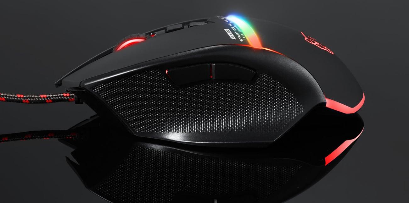 Motospeed V10 programowalne przyciski