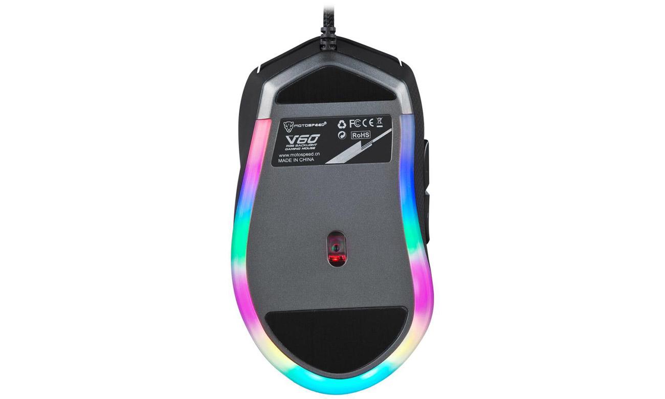 Mysz przewodowa Motospeed V60