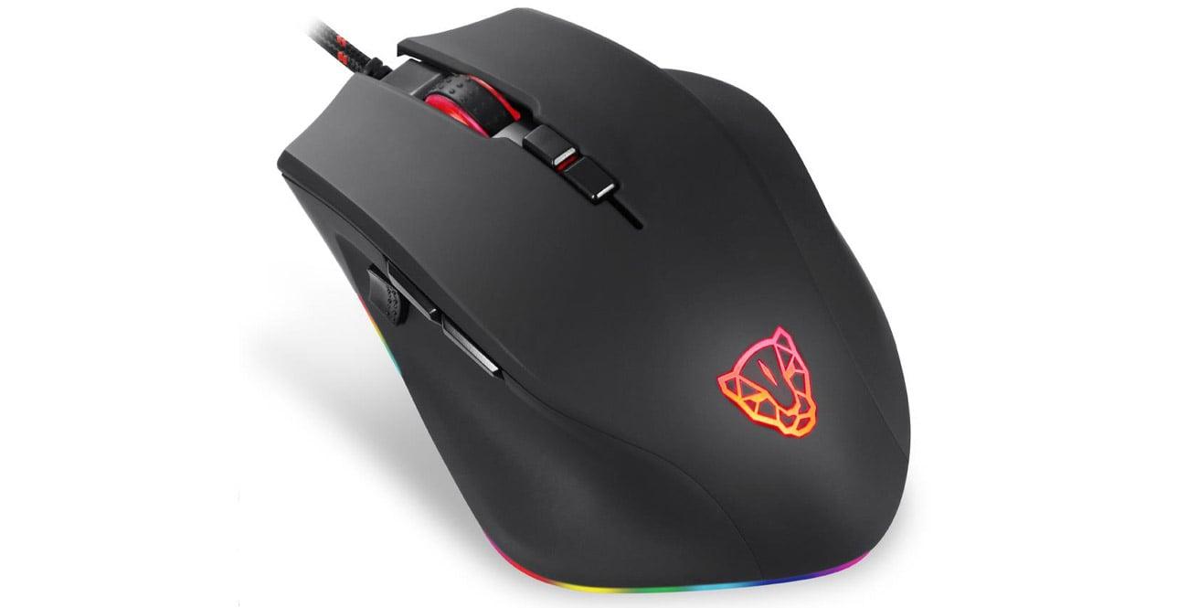 Mysz dla graczy Motospeed V80