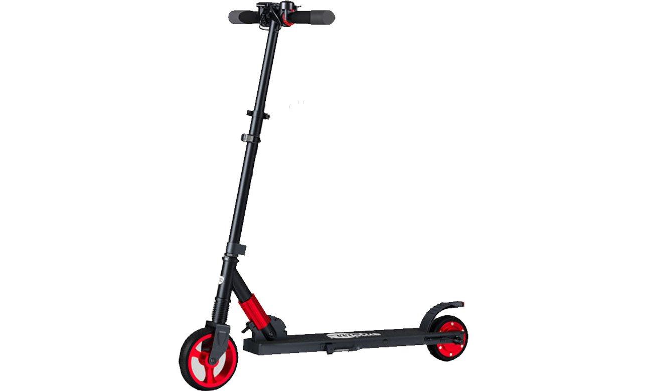 Hulajnoga elektryczna Motus Scooty 6.5 czerwona