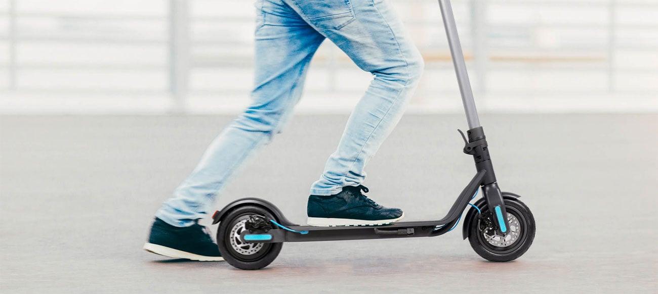 Motus Scooty 8,5 PLUS - Wydajność