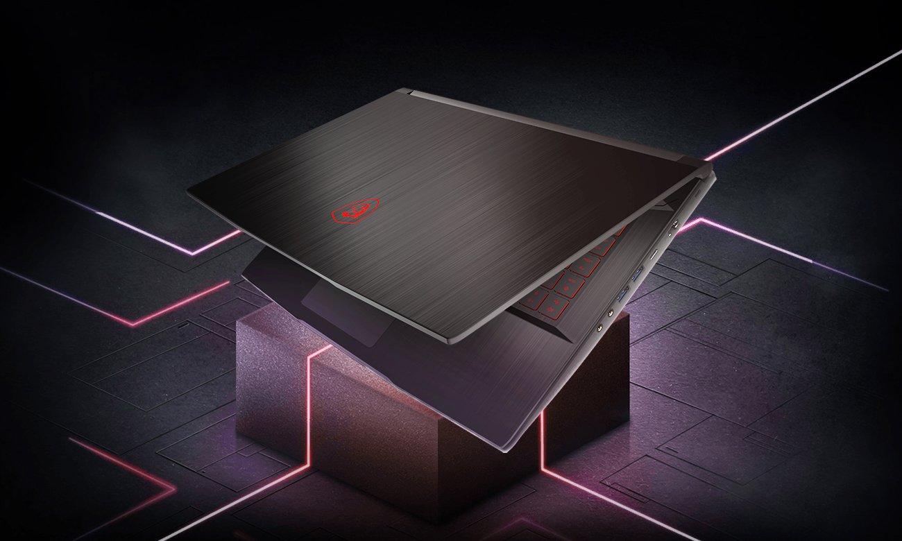Laptop gamingowy MSI GF63