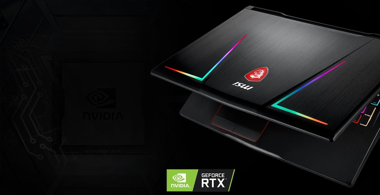 MSI GE63 karta graficzna RTX