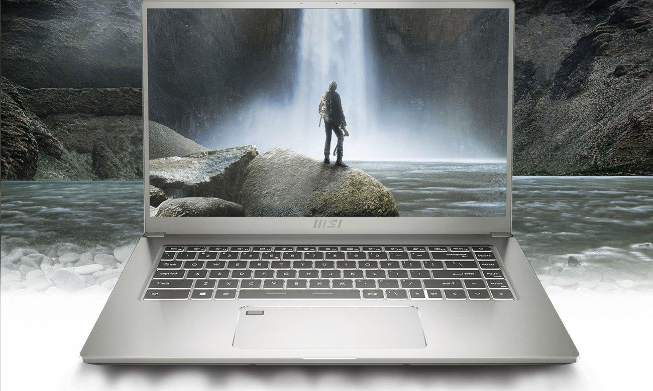 Laptop uniwersalny MSI Prestige 15