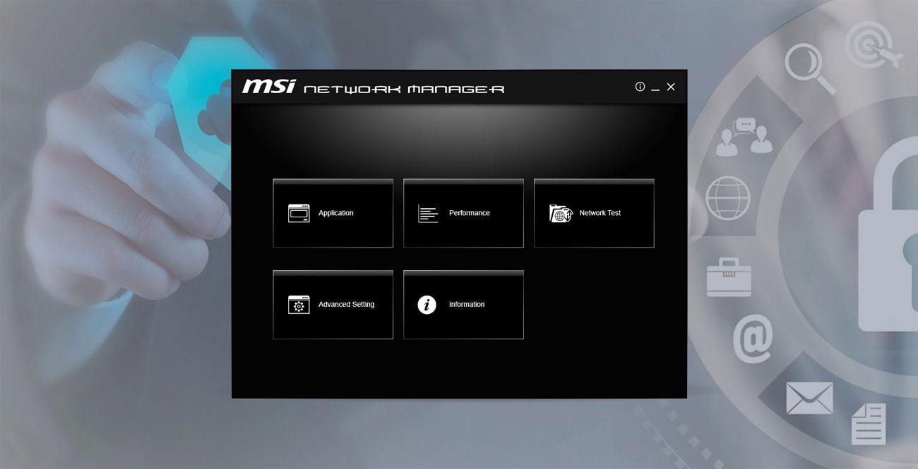MSI A320M PRO-VD/S V2 Network Genie