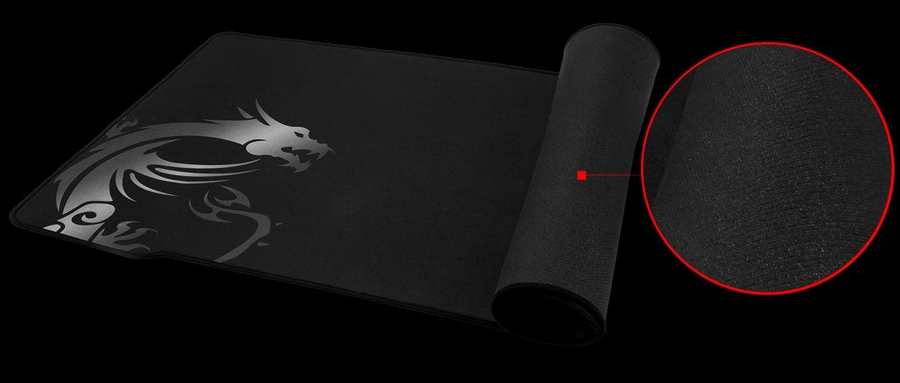 MSI AGILITY GD70 obszycie gumowa podkladka