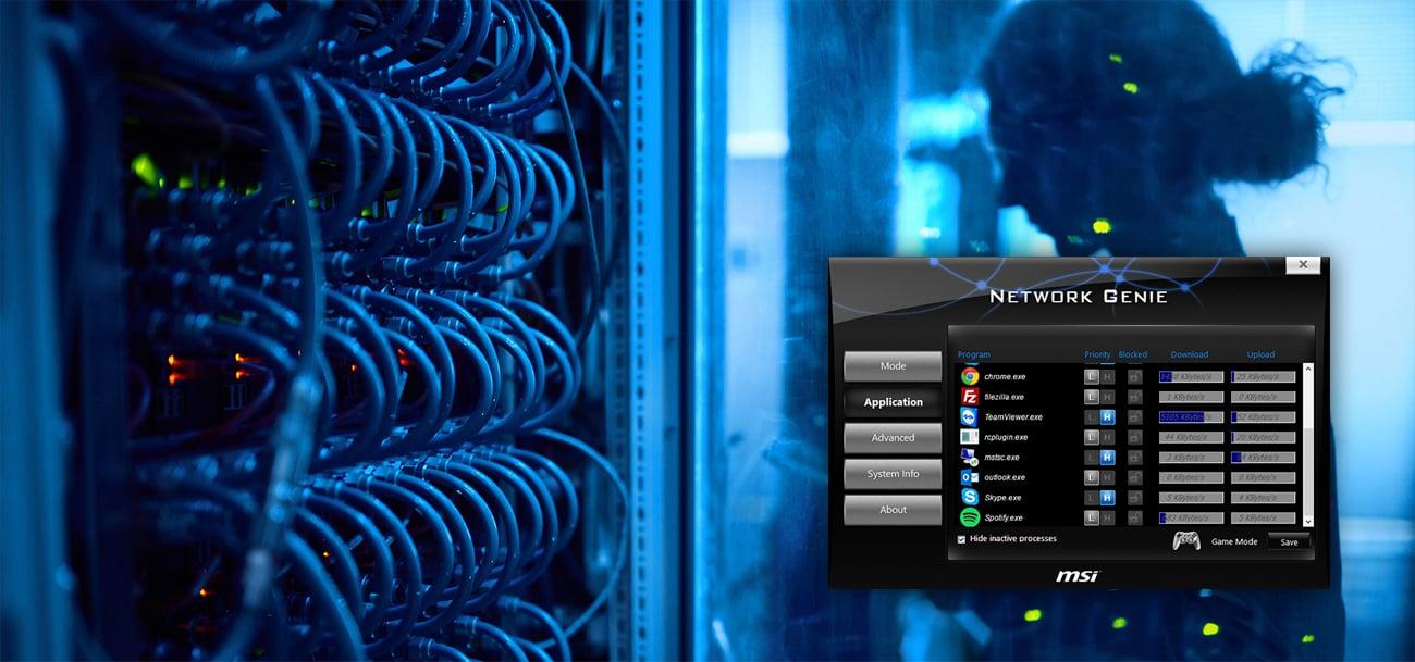 MSI B250M PRO-VD Gigabit LAN