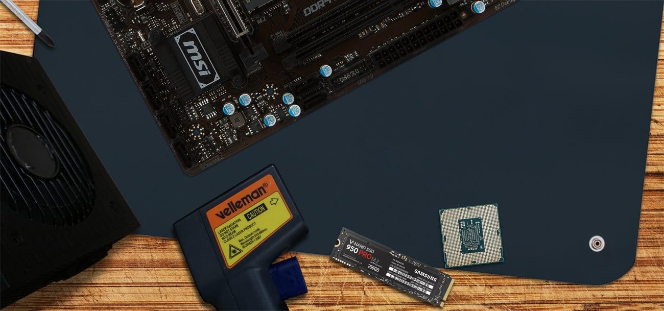 MSI B250M PRO-VD podkręcanie