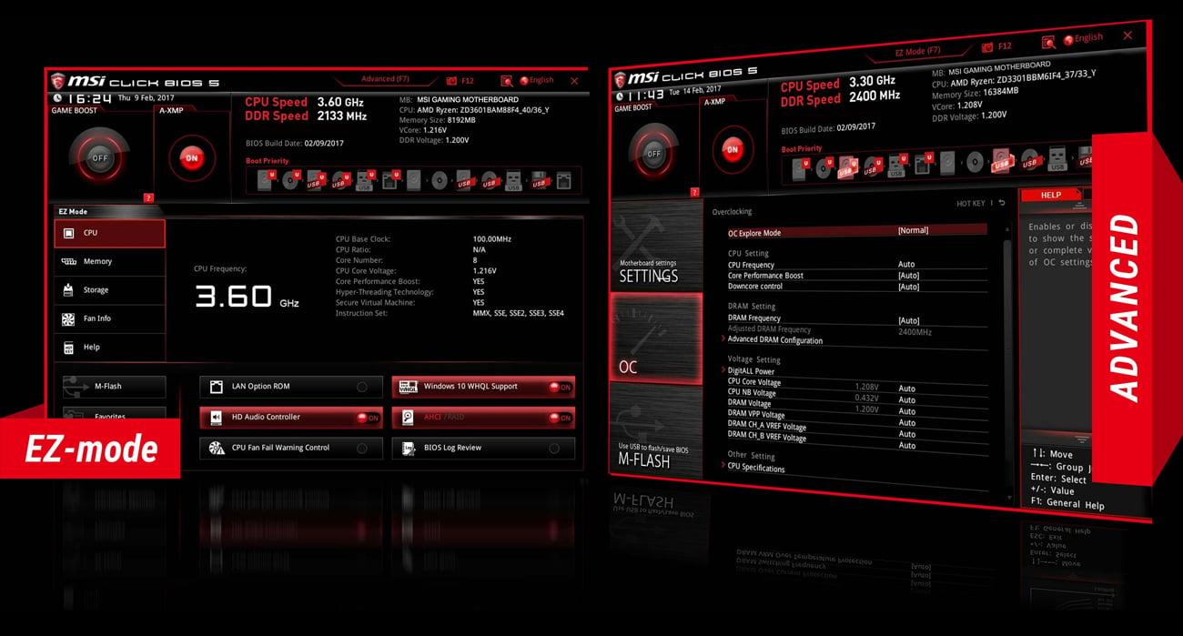 Click BIOS 5