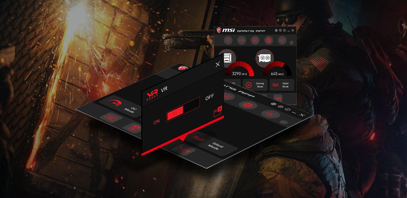 MSI B360 GAMING PLUS Rozwiązania dla graczy