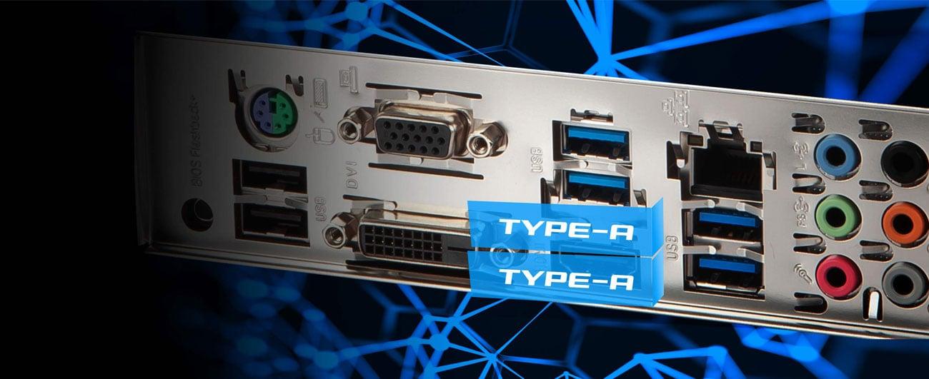 MSI B450-A PRO USB