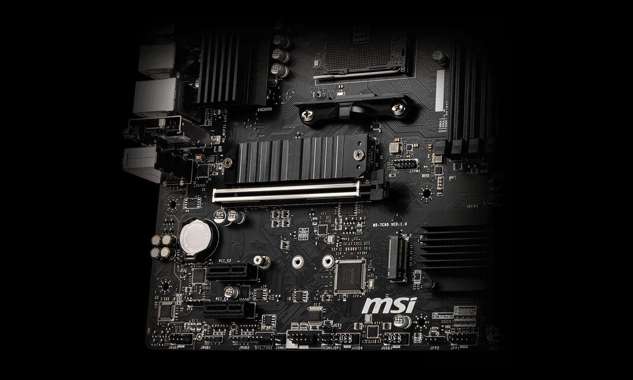 MSI B550M PRO-VDH WIFI