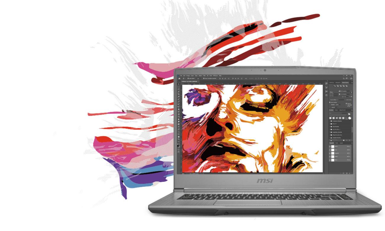 Seria laptopów Creator 15M