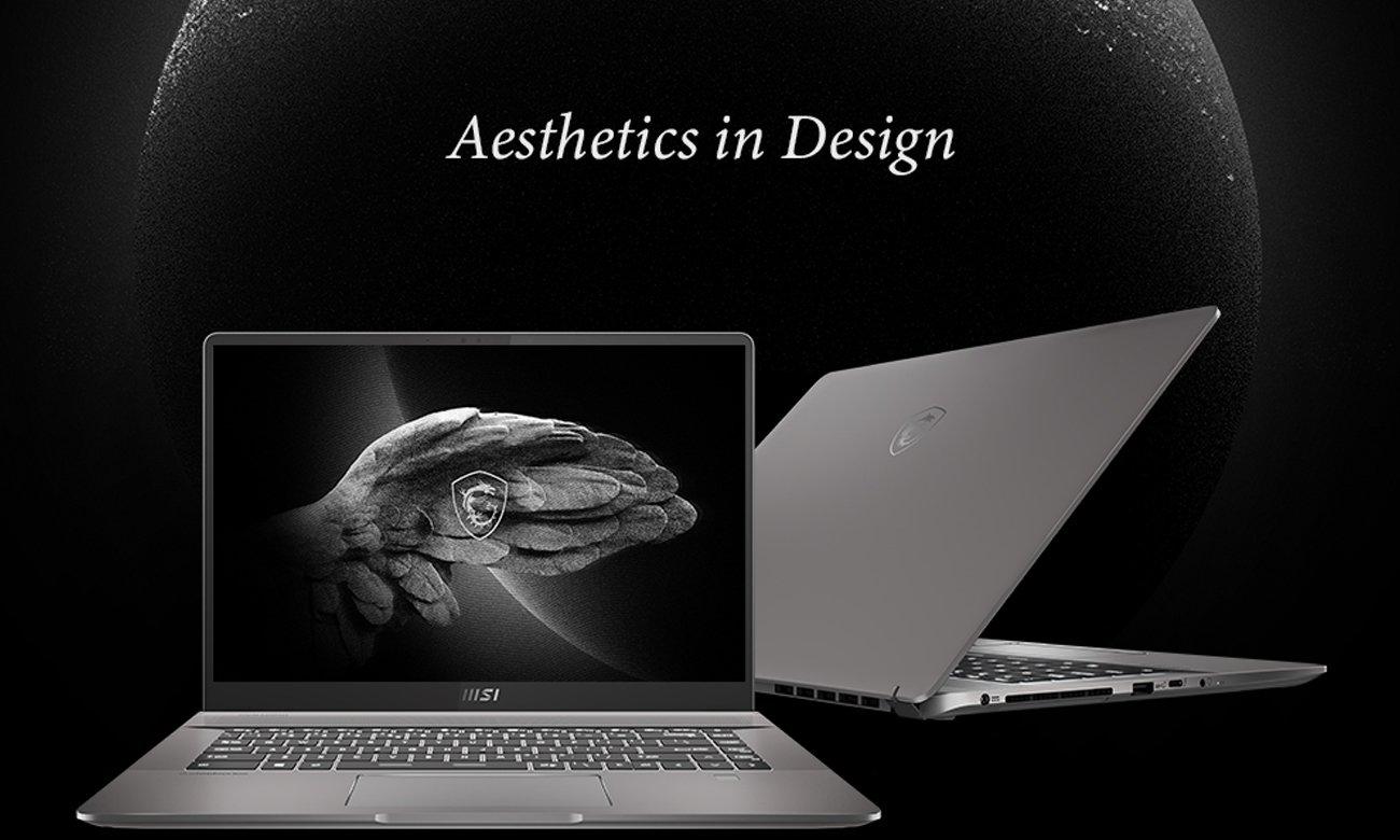 Laptop MSI Creator Z16
