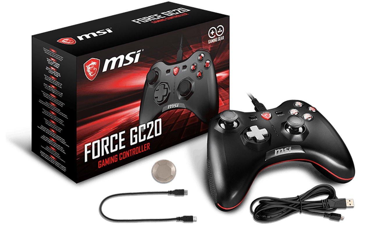 Kontroler MSI Force GC20