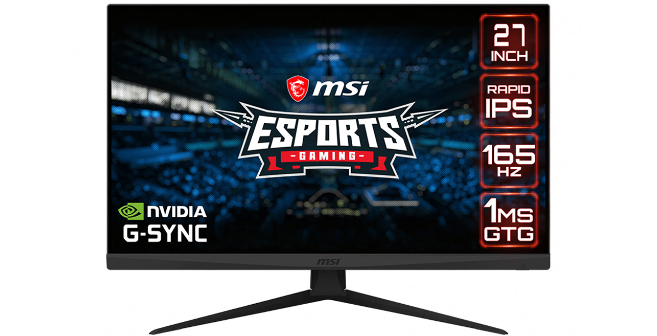 Monitor gamingowy MSI Optix G273QF