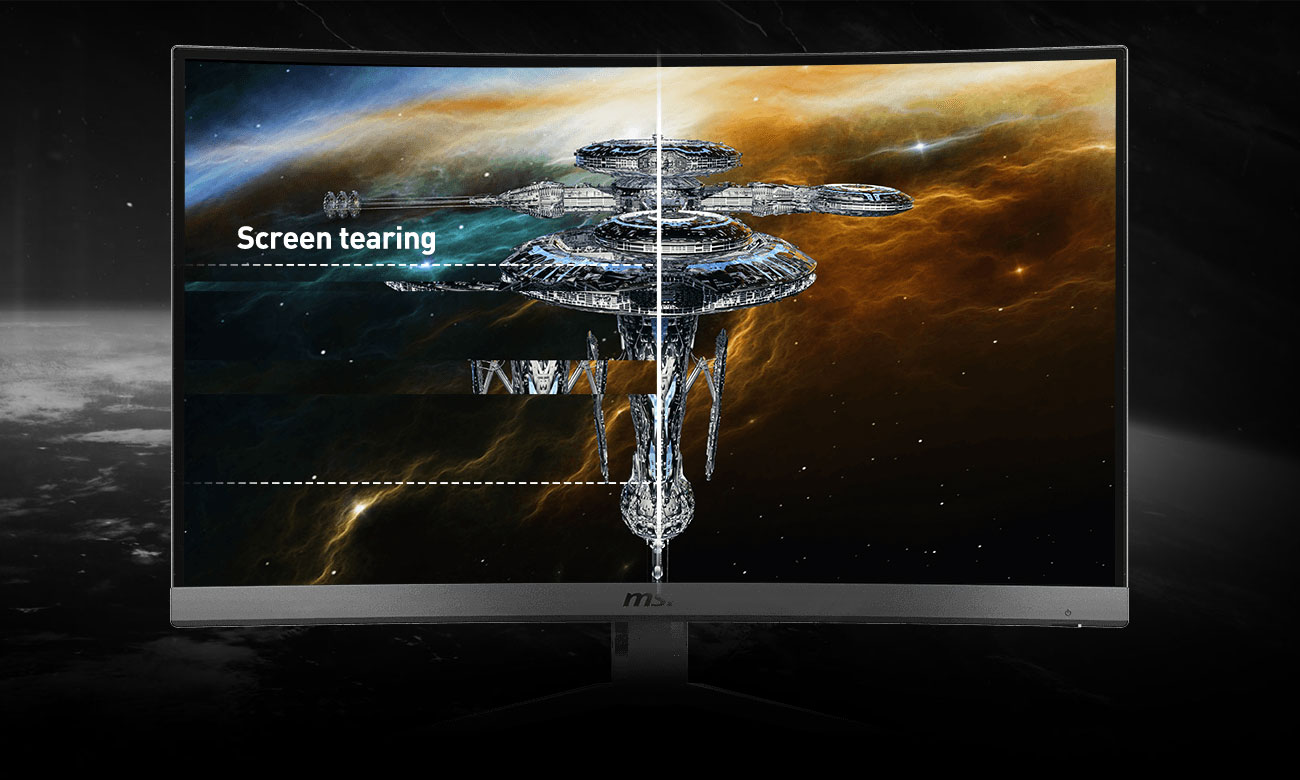 Monitor gamingowy MSI Optix G27C4 curved