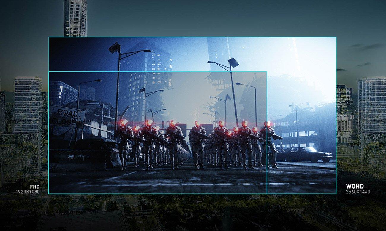 Monitor dla graczy MSI Optix G27CQ4