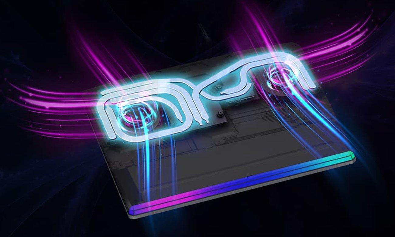 Охлаждение ноутбука Cooler Boost 5