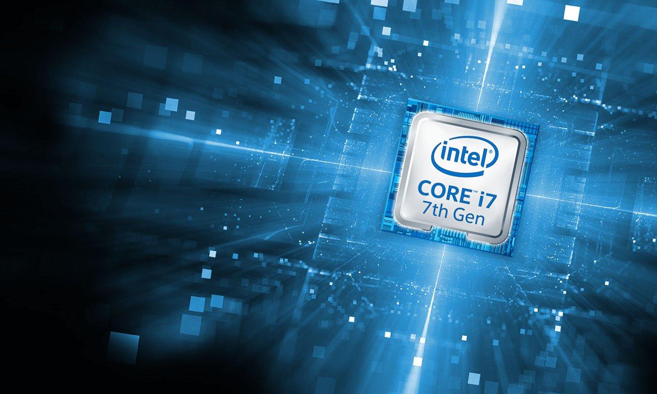 MSI GL62MVR 7RFX Procesor Intel Core i7 siódmej generacji