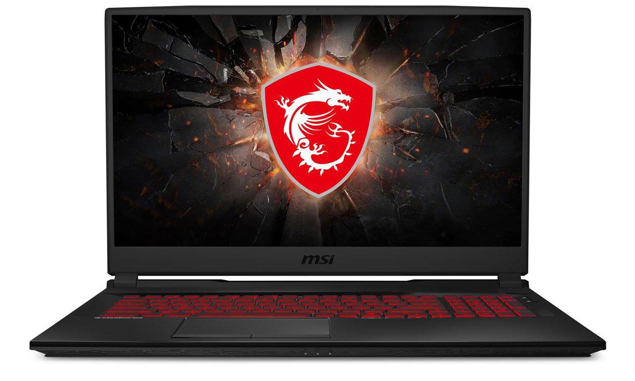 Laptop gamingowy MSI GL75
