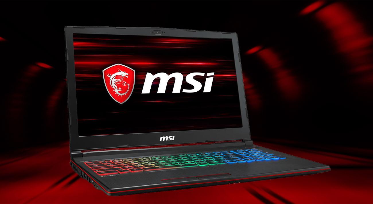 MSI GP63 Leopard 8RE Procesor Intel Core i7 8-ej generacji