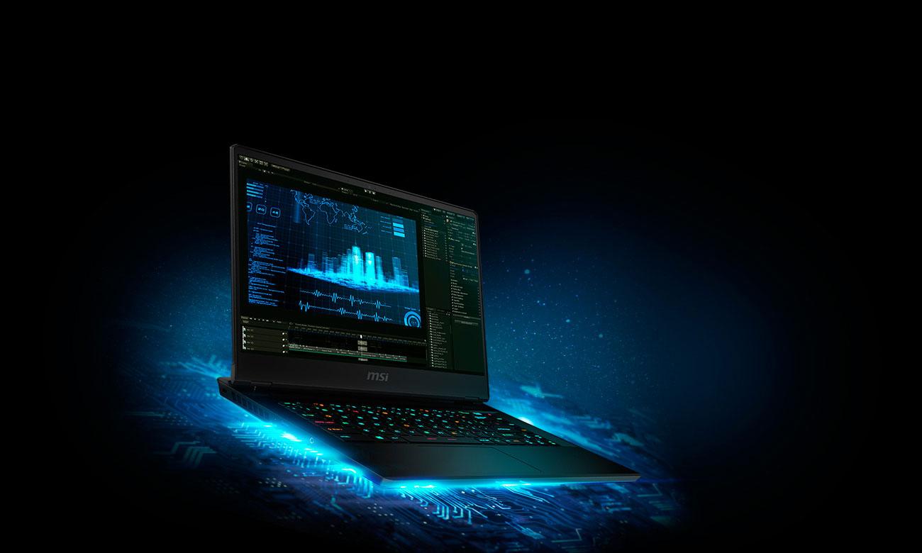 Laptop gamingowy MSI GP66