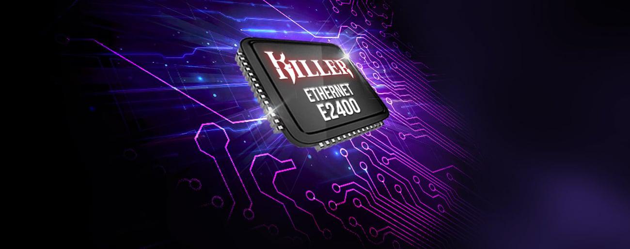 MSI GP73 Leopard Killer Gaming LAN, Killer Shield