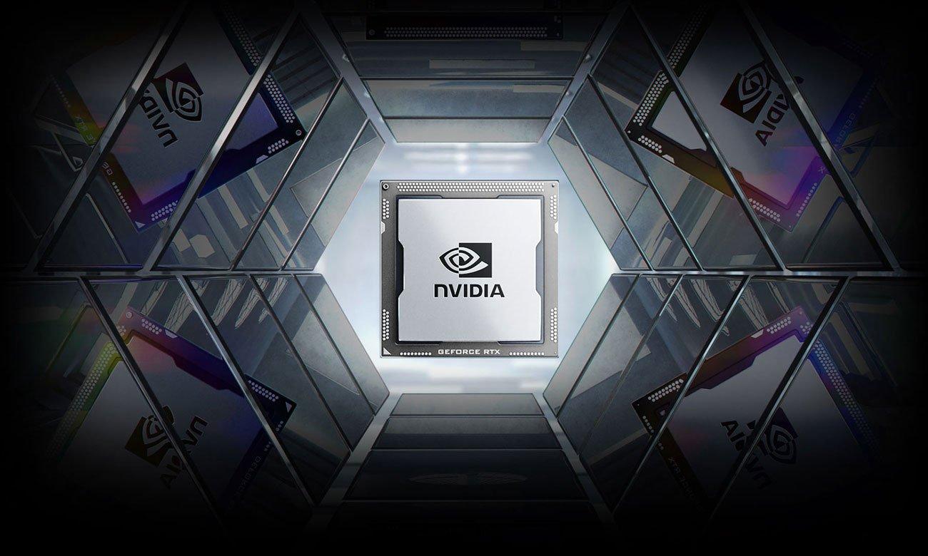 Karta graficzna NVIDIA GeForce RTX