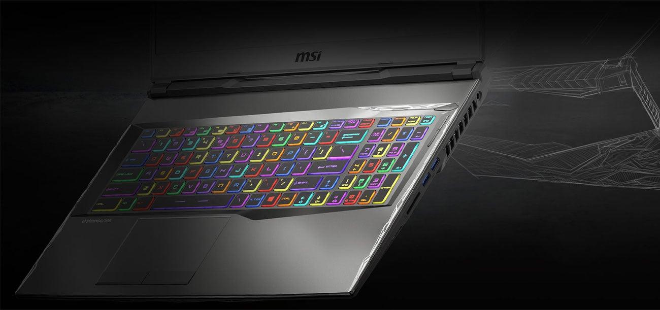 Gamingowa klawiatura RGB SteelSeries