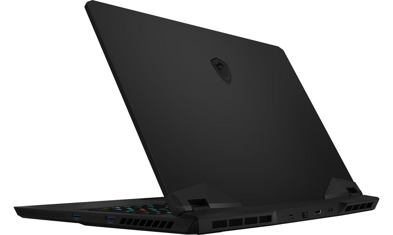 Laptop gamingowy MSI GP76